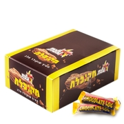 Passover Elite Milk Chocolate Logs (Mekupelet) - 24CT Box
