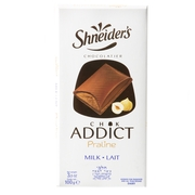 Shneider Milk Praline Chocolate Bar
