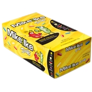 Mike & Ike Jelly Candy - Zours 1.8oz - 24CT Box