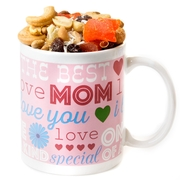 Mother's Day Mug With Trail Mix