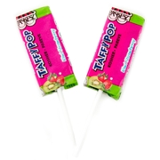 Kiwi Strawberry Taffy Pop - 50CT Box