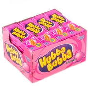 Hubba Bubba Buuble Gum - 20CT Box
