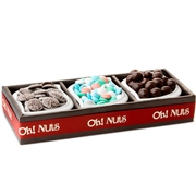 Simcha Selection Chocolate Dishes Gift Basket