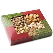 Pistachio 4 Section Sampler