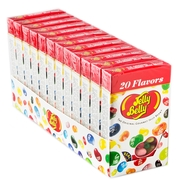 Jelly Belly 20 Flavor Jelly Beans 4.5 oz Box - 12CT Case