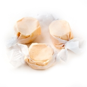 Cream Salt Water Taffy - Macadamia Nuts