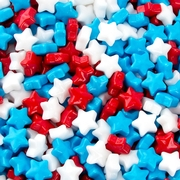 All American Stars Pressed Candy