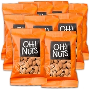 Roasted Salted Almonds Snack Packs - 12PK