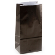 Black Paper Treat Bags - 12CT