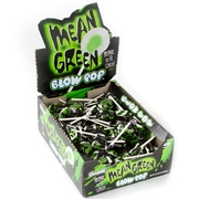 Blow Pop Mean Green