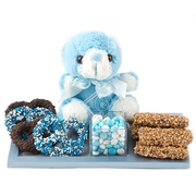 Baby Boy Blue Picture Frame