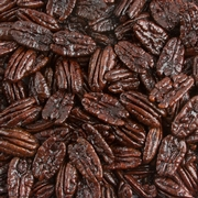 Honey Baked Pecans