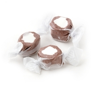Brown&White Salt Water Taffy - Coconut