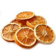 Natural Dried Sliced Navel Orange