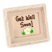 Chocolate Frame - Get Well