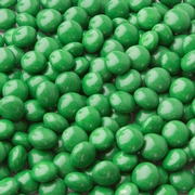 Gourmet Chocolate Covered Mints - Dark Green