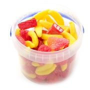 Gummy Mix Tube - 1LB Box