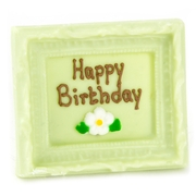 Chocolate Frame - Happy Birthday