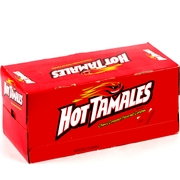 Hot Tamales Jelly Candy - 24CT Case