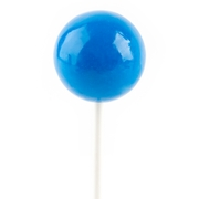 Giant Jawbreaker Lollipops - Blue