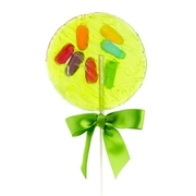 Mike & Ike Fruit Flavors Lollipop