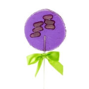 Mike & Ike Wildberry Lollipop