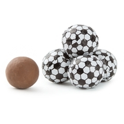 Milk Chocolate Sport Soccer Balls