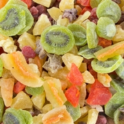 Tropical Sweetened Dried Fruit Salad