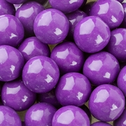 Bright Purple Gumballs