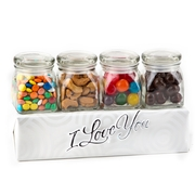 'I Love You' Candy Jar Gift
