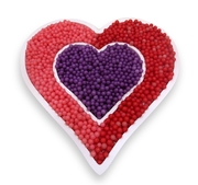 Heart Candy Gift Tray - Israel Only
