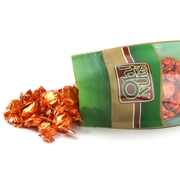 Orange Fruit Flashers Hard Candy - Peach