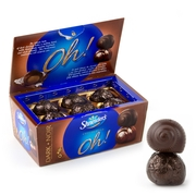 Sea Shell Dark Chocolate Box - 12CT