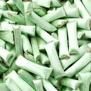 Chocolate Straws - Green
