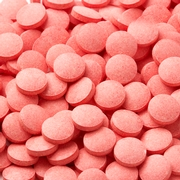 Pink Sweet Tarts Candy Tablets - Sour Watermelon