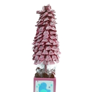 Pink Topiary Tree