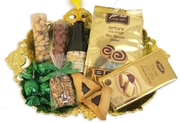 Golden Purim Tray Package - Israel Only