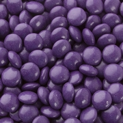 Purple Chocolate Lentils Gems