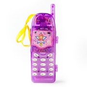 Strawberry Shortcake Musical Purple Phone