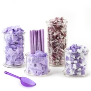 Purple Candy Buffet Kit