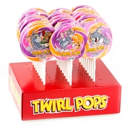 Tom & Jerry Twirl Pop - 24CT Display box