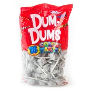 Gray Dum Dum Pops - Tropi Berry - 75CT