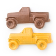 Large Pickup Car Chocolate Mold