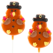 Thankgiving Turkey Pops - 4 Pack