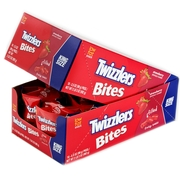 Twizzlers Bites Strawberry - 10CT box