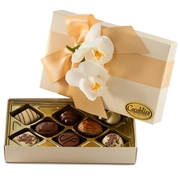 Premium Belgium Truffles Closed Cream Box - 8 PC Box