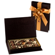 Premium Belgium Truffles Book Box - 15 PC Box