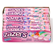 Zazers Tutti-Frutti Candy Roll - 16CT