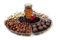 Rosh Hashanah Nuts & Dairy Truffles Platter - Israel Only