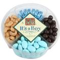 Baby Boy Candy Nuts & Chocolate Gift Tray